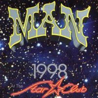 Man - 1998 At The Star Club CD (album) cover