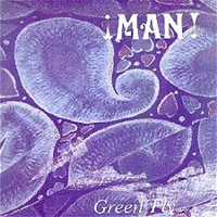 Man - Green Fly CD (album) cover