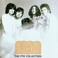 Man - The Pye Collection CD (album) cover