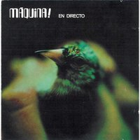 MÁquina! - En Directo CD (album) cover