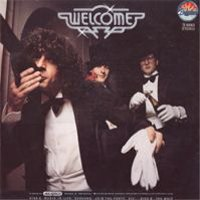 Welcome - You Are Welcome CD (album) cover