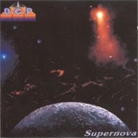 Delta Cyphei Project - Supernova CD (album) cover