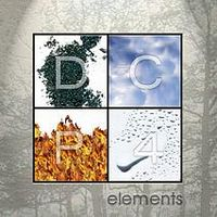 Delta Cyphei Project - 4elements CD (album) cover