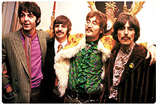 THE BEATLES image groupe band picture