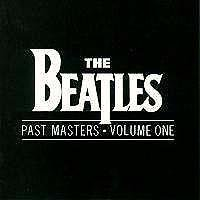 The Beatles - Past Masters Volume 1 CD (album) cover