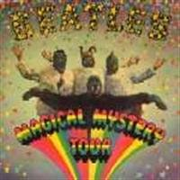 The Beatles - Magical Mystery Tour - Uk Version CD (album) cover
