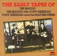 The Beatles - The Early Tapes Of The Beatles CD (album) cover