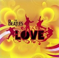 The Beatles - Love CD (album) cover