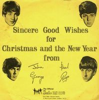 The Beatles - The Beatles Christmas Record CD (album) cover