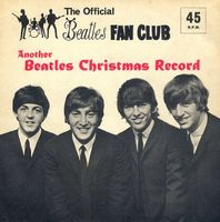 The Beatles - Another Beatles Christmas Record CD (album) cover