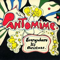 The Beatles - Pantomime: Everywhere It's Christmas CD (album) cover