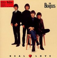 The Beatles - Real Love CD (album) cover