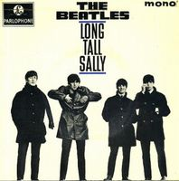 The Beatles - Long Tall Sally CD (album) cover
