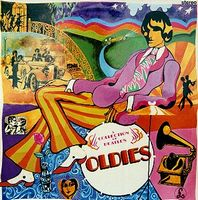 The Beatles - A Collection Of Beatles Oldies (but Goldies !) CD (album) cover