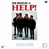 The Beatles - Help! DVD (album) cover