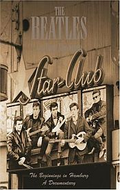 The Beatles - The Beatles With Tony Sheridan - The Beginnings In Hamburg DVD (album) cover