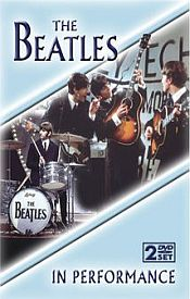The Beatles - In Performance DVD (album) cover
