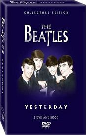 The Beatles - Yesterday DVD (album) cover