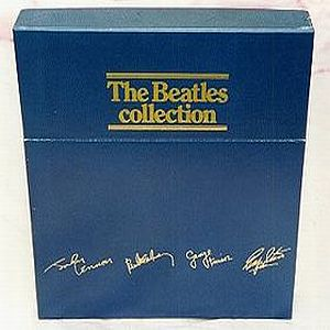 The Beatles - The Beatles Album Collections CD (album) cover