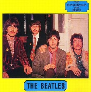 The Beatles - The Conversation Disc Series CD (album) cover