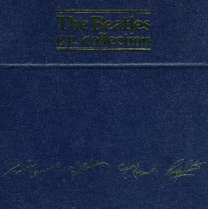 The Beatles - E.p. Collections CD (album) cover