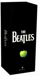 THE BEATLES - The Beatles Stereo Box Set CD album cover