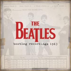 The Beatles - Bootleg Recordings 1963 CD (album) cover