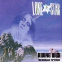 Lone Star - Riding High CD (album) cover