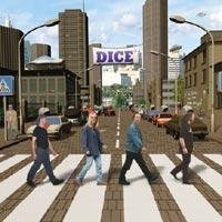 Dice (ger) - If The Beatles Were From Another Galaxy CD (album) cover
