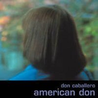 Don Caballero - American Don CD (album) cover