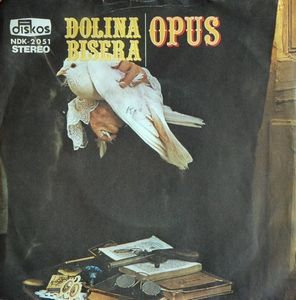 Opus - Dolina Bisera CD (album) cover