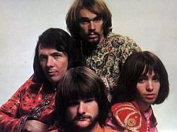 IRON BUTTERFLY image groupe band picture