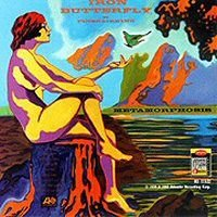 Iron Butterfly - Metamorphosis CD (album) cover