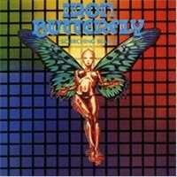 Iron Butterfly - Scorching Beauty CD (album) cover