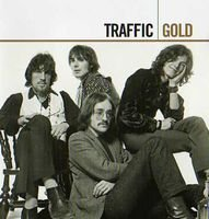 Iron Butterfly - Traffic Gold CD (album) cover