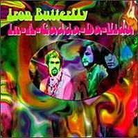 Iron Butterfly - In-a-gadda-da-vida De Luxe CD (album) cover