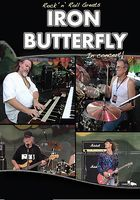 Iron Butterfly - Rock 'n' Roll Greats - Iron Butterfly: In Concert! DVD (album) cover