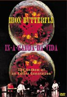Iron Butterfly - In-a-gadda-da-vida DVD (album) cover