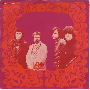 Iron Butterfly - Unconscious Power CD (album) cover