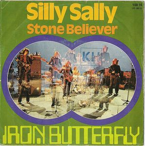 Iron Butterfly - Silly Sally CD (album) cover