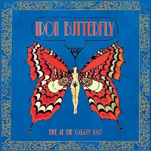 Iron Butterfly - Live At The Galaxy 1967 CD (album) cover
