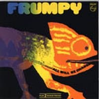 FRUMPY - All Will Be Changed CD album cover