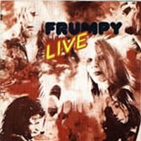 Frumpy - Frumpy Live CD (album) cover