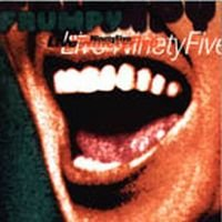 Frumpy - Live '95 CD (album) cover
