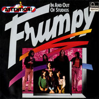 Frumpy - In And Out Of Studios CD (album) cover