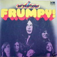 Frumpy - Attention CD (album) cover