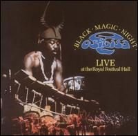 OSIBISA - Black Magic Night : Live At The Royal Festival Hall CD album cover