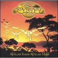 Osibisa - African Dawn, African Flight CD (album) cover