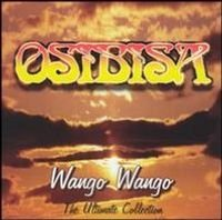 OSIBISA - Wango Wango - The Ultimate Collection CD album cover