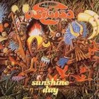 OSIBISA - Sunshine Day, The Pye / Bronze Anthology CD album cover